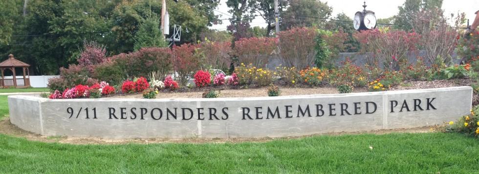 Fall Planting at 9/11 Remembered Park