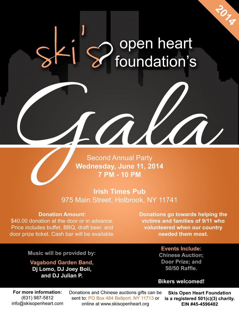 2nd Annual Anniversary Gala