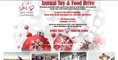 Suffolk County Harley Is Supporting This Years Toy Drive