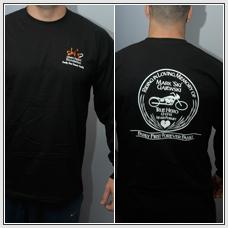 Clothing - Guy Long Sleeve (memorial) (black)