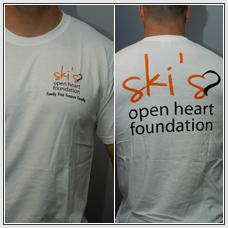 Clothing - Guy T-Shirt (logo) (white)
